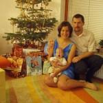 Matyášovo první Vánoce